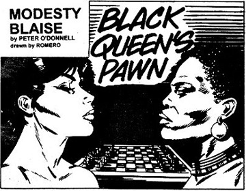 Black Queen's Pawn