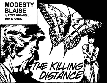 The Killing Distance