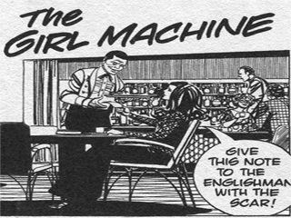 The Girl Machine